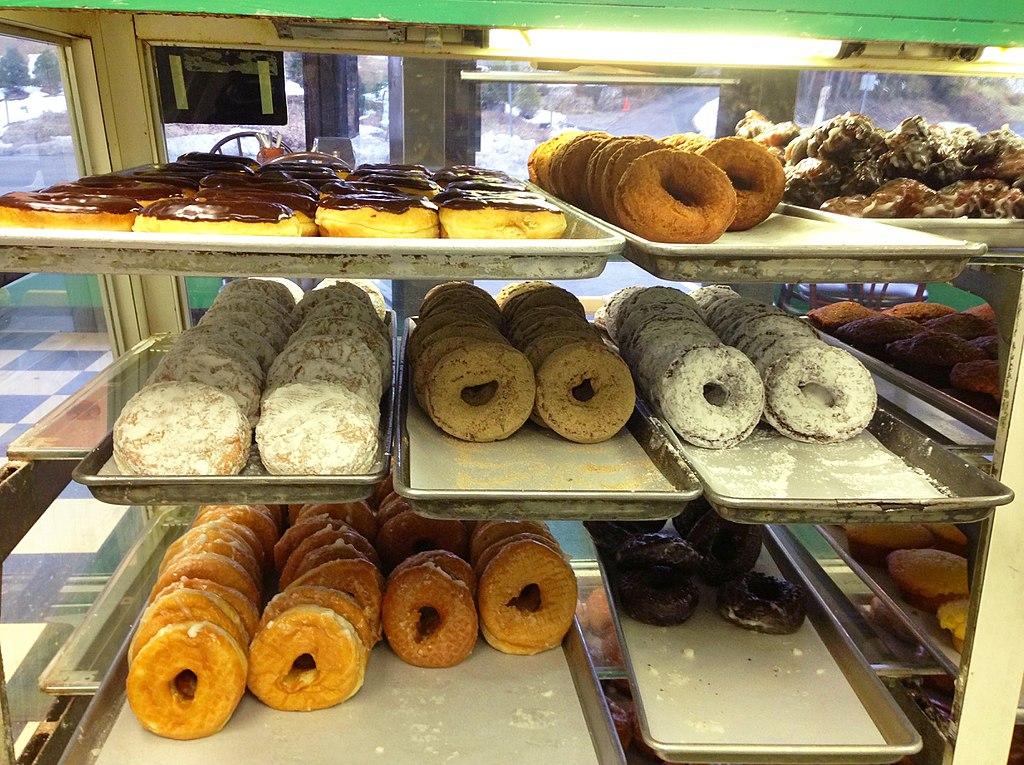 Donuts (Coffee An), Westport, CT 06880 USA - Feb 2013