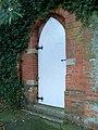 Door, St Peter's Church - geograph.org.uk - 1044860.jpg