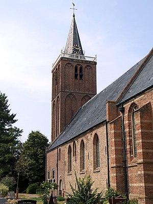 Castricum - Image: Dorpskerkcastricum