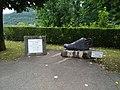 Dortan - Mémorial incendie 21 juillet 1944 et cloche (juil 2018).jpg
