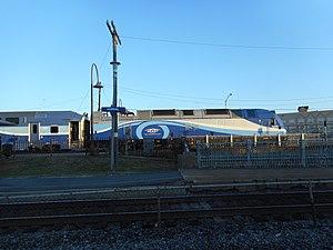 Dorval station (RTM) - Image: Dorval AMT 02