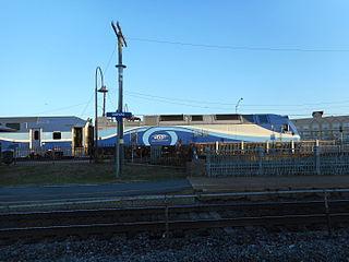 Dorval station (Exo)