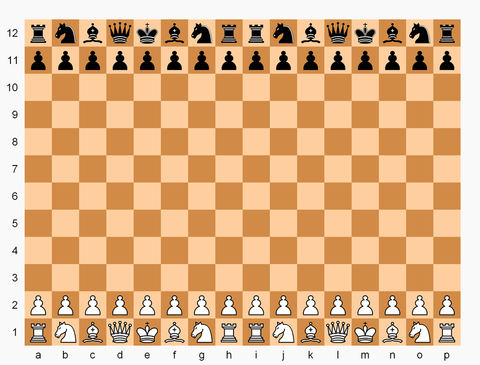 List of chess variants - Howling Pixel