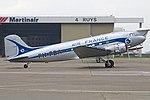 Douglas DC-3C, DDA Classic Airlines JP6017880.jpg