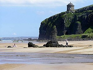 County Londonderry - Downhill Strand.
