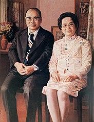 Dr. & Mrs. Hsu