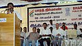 Dr. Haridoss, MLA, Tindivanam,Vilupuram district, Tamil Nadu, delivering the valedictory address at the Bharat Nirman Public Information Campaign, at Olakkur in Vilupuram District, Tamil Nadu on March 04, 2012.jpg