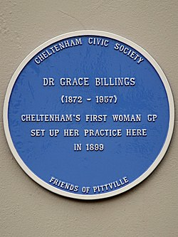Dr grace billings (cheltenham)