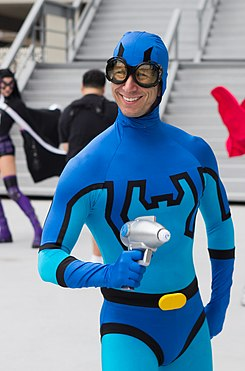 Dragon Con 2013 - Blue Beetle (9664861578).jpg