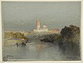 Drawing, Hacienda on the Lerma River, San Juan, Mexico, 1892 (CH 18189711).jpg