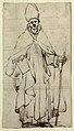 Drawing, Standing Bishop, ca. 1620 (CH 18550193).jpg