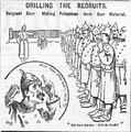 Drilling the Recruits - J.M. Staniforth.png
