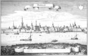 Düsseldorf um 1647