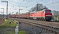Duisburg Ludmilla 232 388 met schroottrein (25463549774).jpg
