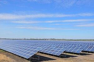 Activ Solar - Dunayskaya Solar Park (43,14 MW)