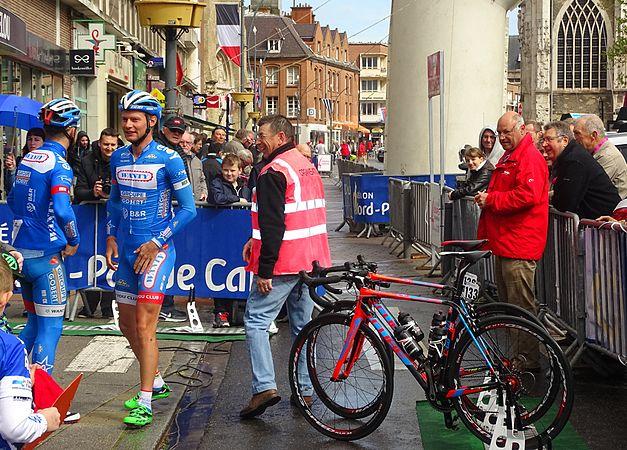 Dunkerque - Quatre jours de Dunkerque, étape 1, 6 mai 2015, départ (B028).JPG