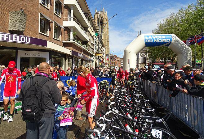 Dunkerque - Quatre jours de Dunkerque, étape 1, 6 mai 2015, départ (B084).JPG