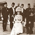 Durbar Port Said stopover 1911.jpg
