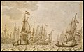 Dutch Ships on a Harbour MET DT4029.jpg