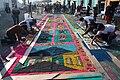 Dyed Sawdust Carpet (Alfombra de Aserrin) 3.JPG