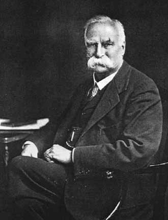 Edward Bagnall Poulton - Sir Edward Bagnall Poulton Photograph by James Lafayette