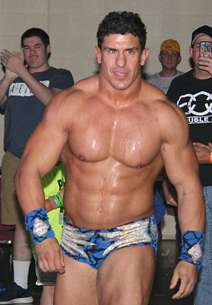 Ethan Carter III - Ethan Carter III in May 2016
