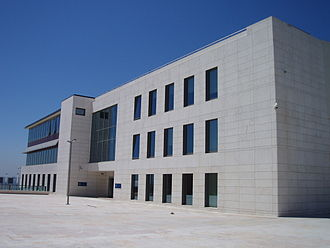 European Monitoring Centre for Drugs and Drug Addiction - One of the two EMCDDA agency buildings in Lisbon