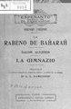 EO Henri Heine - La Rabeno de Baĥaraĥ Ŝalom Alejĥem - La Gimnazio 1924.pdf