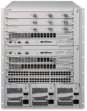 Ethernet routing switch 8610