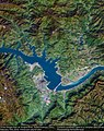 Earth from Space Three Gorges Dam, China (31201558915).jpg