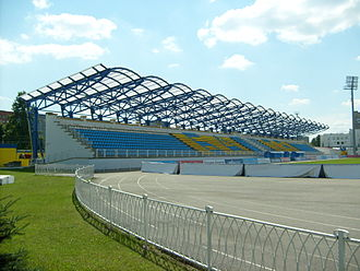 Haradski Stadium - Haradzki Stadium