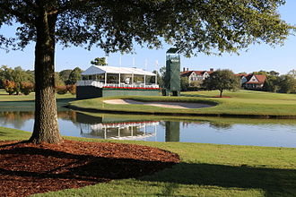 East Lake Golf Club - East Lake Golf Club is home to the Tour Championship