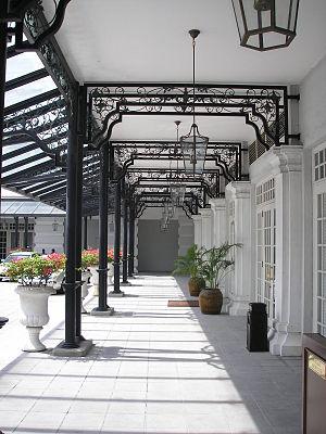 Eastern & Oriental Hotel - Image: Eastern & Oriental Hotel Penang Dec 2006 007