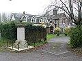 Ebbesbourne Wake, the old school house - geograph.org.uk - 1030650.jpg