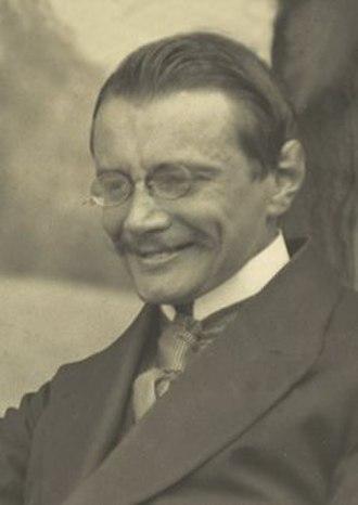 Eberhard Arnold - Eberhard Arnold.