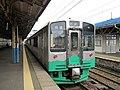 Echigo Tokimeki Railway ET127-9 at Naoetsu Station.jpg