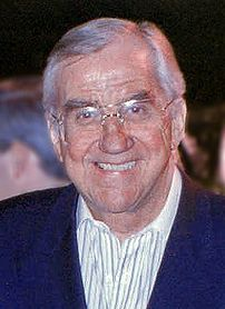 Ed McMahon at the premiere of Air America in 1990