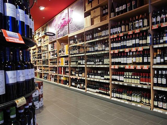 File:Edeka, Cité, Baden-Baden, Alkoholische Getränke Bild 2.JPG ...