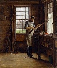 The Gunsmith Shop