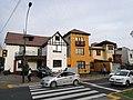 Edifici de l'avenida Arequipa amb el Carrer Enrique Palacios a Miraflores, Lima.jpg