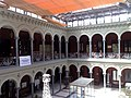 Edificio de la ETSIM de Madrid (1893). Patio interior.jpg