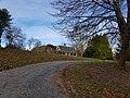 Edmond Hawes-Barker Hunt House aka Edwin Hunt House 8 Hounds Ditch Lane in Duxbury MA Massachusetts built circa 1641.jpg