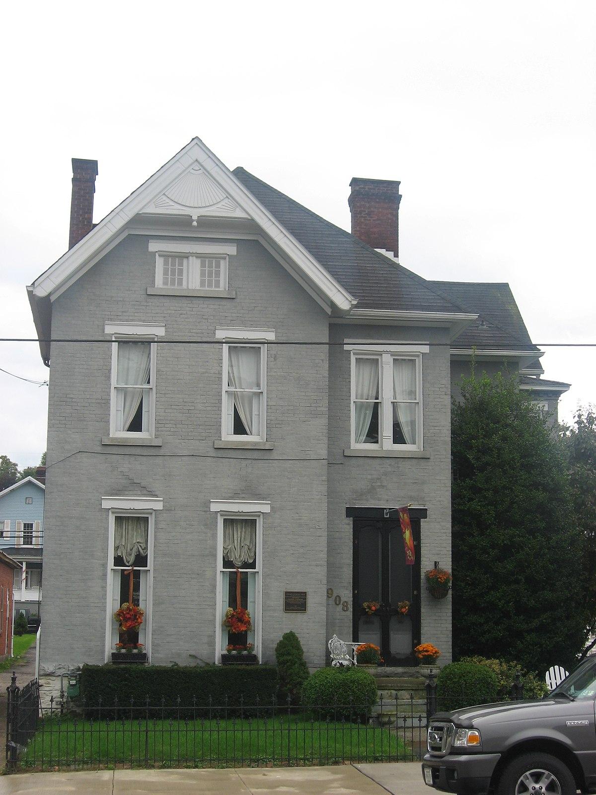 Are House: Edward G. Acheson House