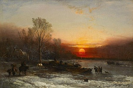 Edward Williams Winter Evening.jpg