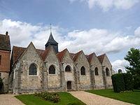 Eglise Saint-Léger de Néron, Eure-et-Loir (France).JPG