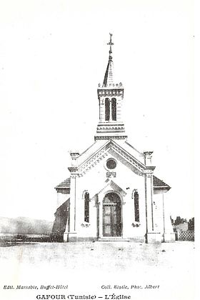 Image illustrative de l'article Église Sainte-Anne de Gaâfour