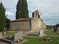 Eglise de Grazan - Vue depuis le nord-ouest.jpg