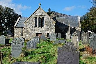 Llanaelhaearn - Image: Eglwys S Aelhaearn Llanaelhaearn geograph.org.uk 588726