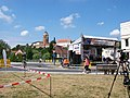 Eilenburg 1050-Jahrfeier Pub-Buehne unter der Burg3.jpg
