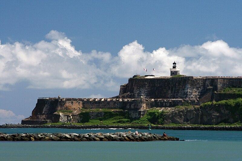 [Image: 800px-El_Morro_Castle%2C_San_Juan%2C_Puerto_Rico.jpg]